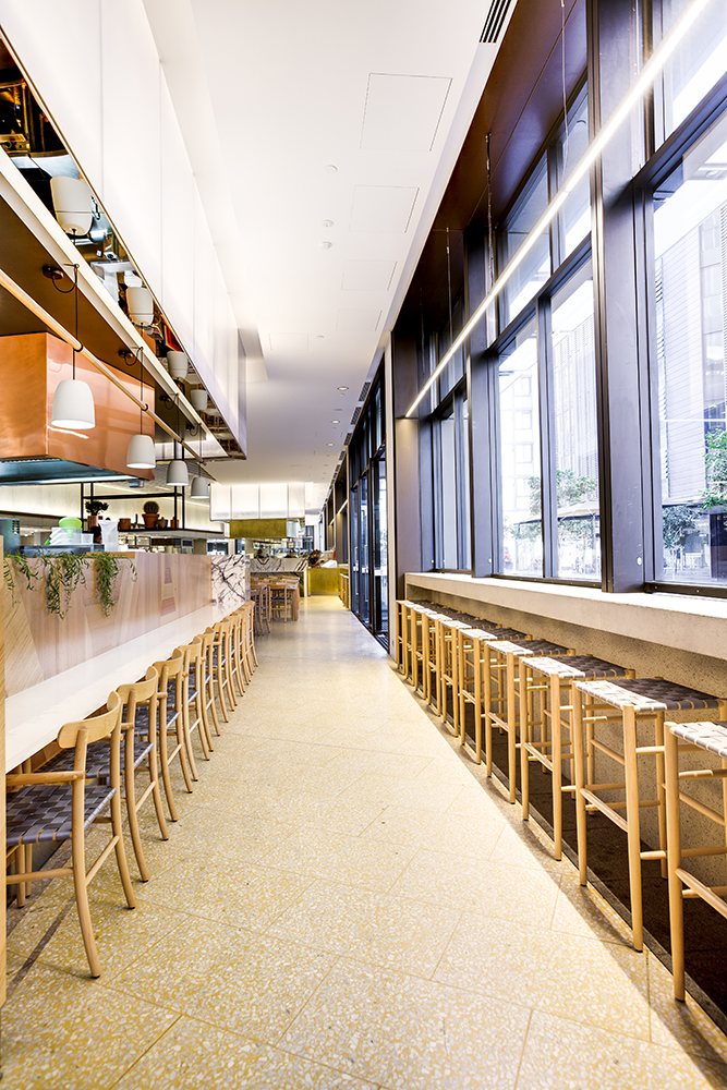 The Canteen, Barangaroo